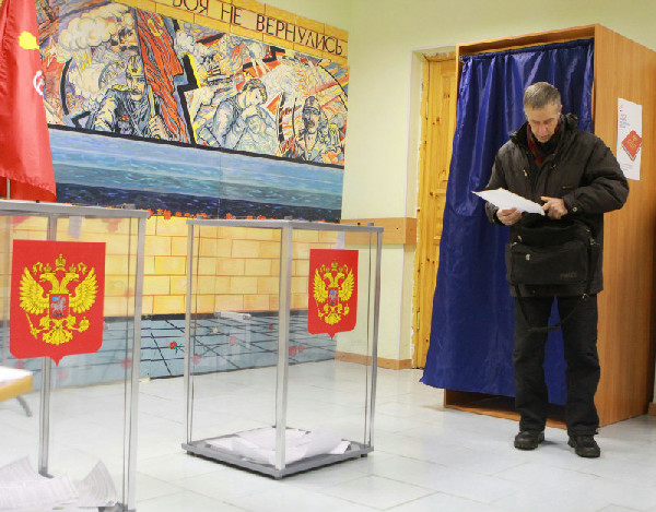 """В Русия от полунощ започва т.нар. """"ден на тишина"""""""