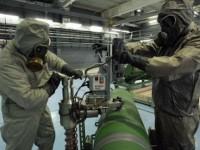 Русия е унищожила около 91% от запасите си от химическо оръжие