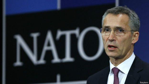 Йенс Столтенберг е готов да разговаря с Русия за Сирия