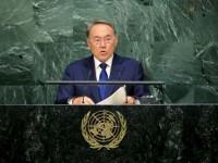 Нурсултан Назърбаев предложи преместване на централата на ООН в Азия