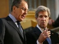 Лавров и Кери обсъдиха обстановката в Сирия