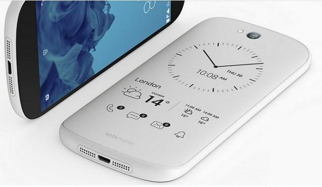 YotaPhone 3 излиза в началото на 2016 г.