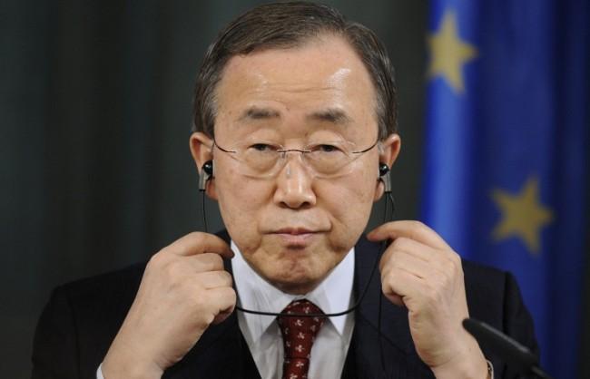 Бан Ки Мун: Сегашната криза се разраства като цунами