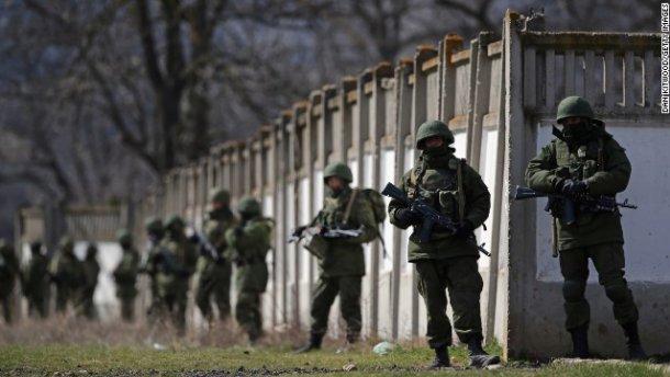 Русия строи голяма военна база до украинската граница