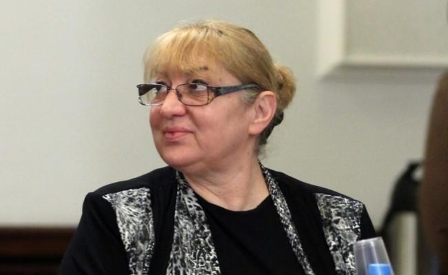 Магдалена Ташева поласкана, че е в черния списък на Киев