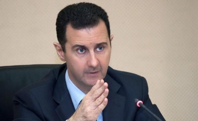Асад: Политическите сили в Сирия трябва да се обединят около исканията на сирийския народ