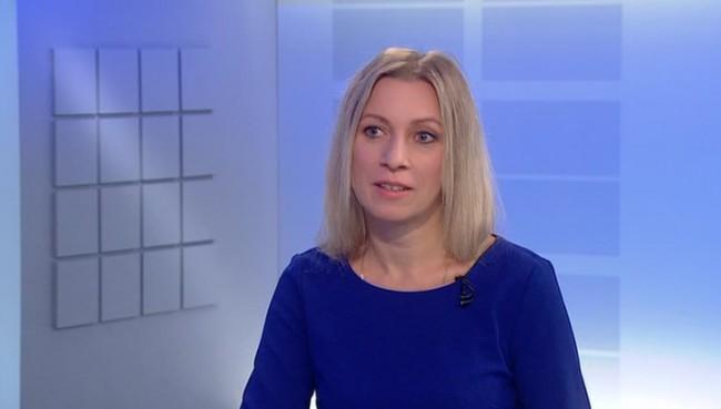 Мария Захарова: Целейки се в Москва, Киев получава удар в собствената си глава