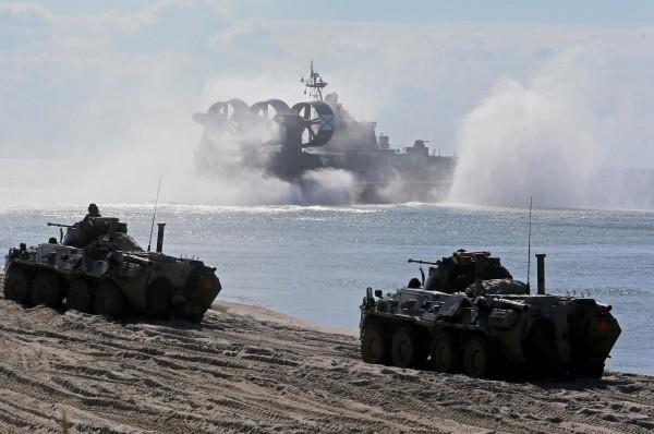Най-големите военни учения за 2015г. в Русия