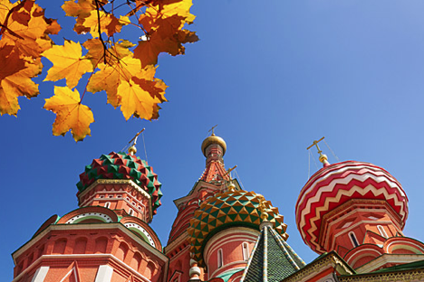 Страхотни идеи за есенна ваканция в Русия