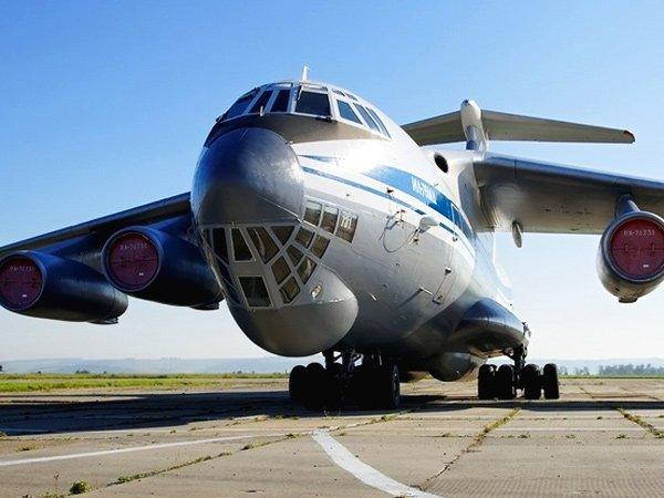 Русия строи самолетна писта в Сирия