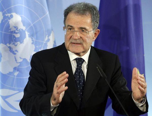 Проди: компромис между Русия и САЩ ще разреши сирийската криза