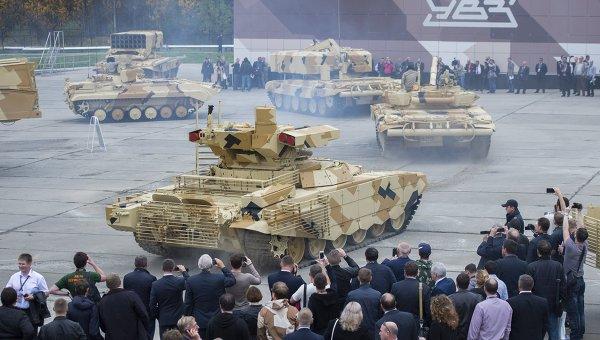 Международното оръжейно изложение в Русия постави рекорд по брой участници