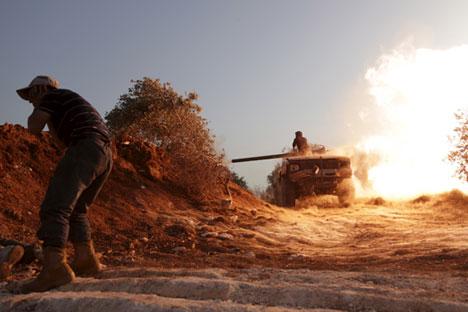 Как Сирия да използва руското оръжие най-ефективно? Снимка: Reuters