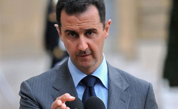 Башар Асад: Западът иска да смени ръководството на двете държави