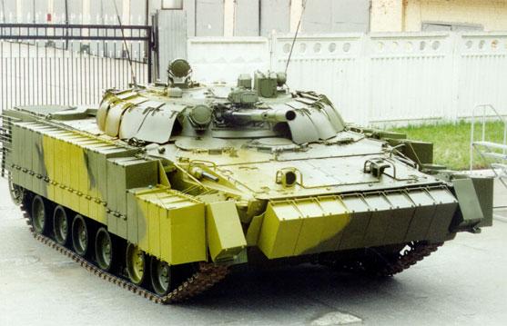 Ирак и Саудитска Арабия купуват около 1500 бойни машини от Русия