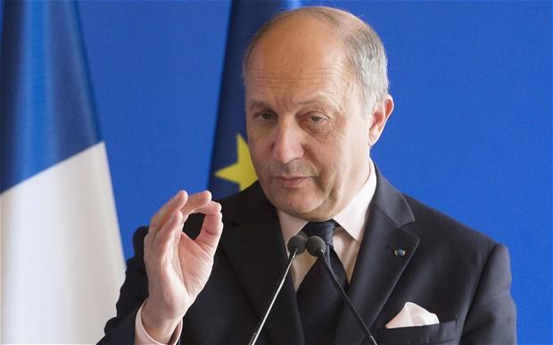 Франция даде заден за оставката на Асад