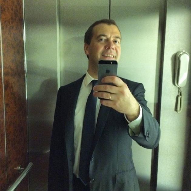 Медведев празнува юбилей