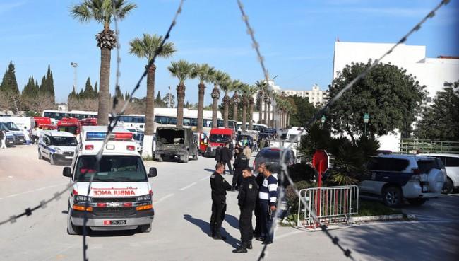 Терористичен акт срещу руското посолство в Дамаск