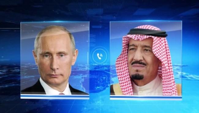 Путин и кралят на Саудитска Арабия обсъдиха борбата срещу ИД