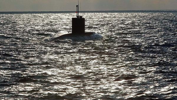 """Фрегатата """"Адмирал Григорович"""" унищожи """"вражеска"""" подводница в Балтийско море"""