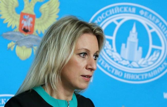 Захарова: Информационната война срещу Русия едва започва