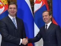 Русия и Сърбия подписаха редица документи в сферата на ВТС и икономиката