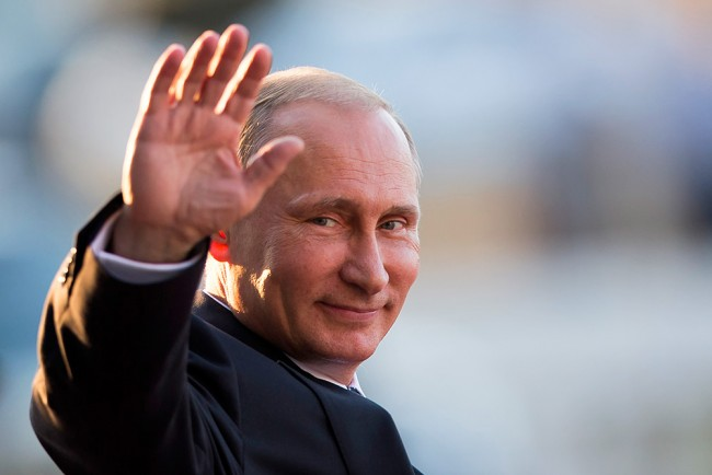 С. Стаменов: Ванга каза, че Русия ще оглави княз Владимир. Ето го княз Владимир – Владимир Путин