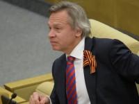 Пушков за думите на генералния секретар на НАТО: Изолацията на Русия е разкъсана на парчета