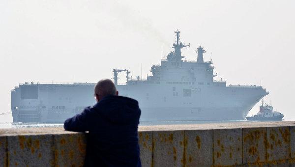 """Русия  ще доставя оборудване и вертолети за египетските """"Мистрал""""-и"""