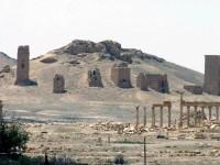 ИД разруши Триумфалната арка в сирийския град Палмира