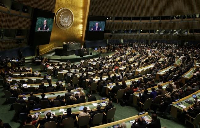 Украйна е избрана за член на Съвета за сигурност на ООН за 2016-2017 г.
