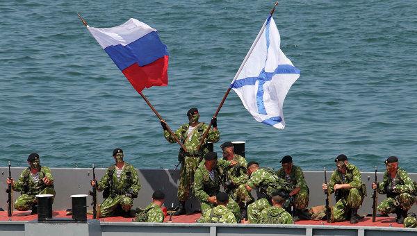 МО на РФ публикува видео на ракетните стрелби от ученията на Черноморския флот в Крим