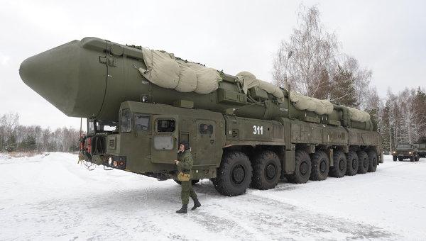 """В Русия успешно бе изстреляна балистична ракета """"Ярс"""""""