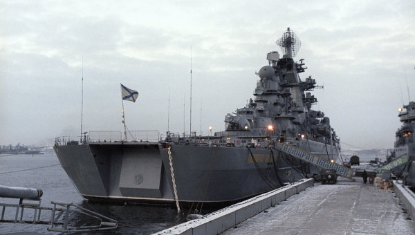 "Крайцерът ""Адмирал Нахимов"" ще получи хиперзвукови ракети"