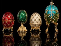 Мистерия на яйце на Фаберже бе разкрита в Санкт Петербург