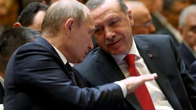 Твърдата реторика на Турция към Русия е силно преувеличена