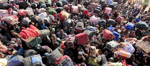 Потокът от бежанци е нараснал отново