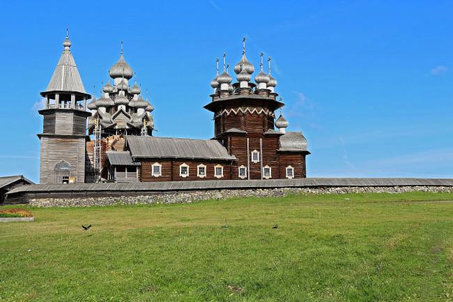 Обекти на световното наследство на ЮНЕСКО в Русия – Кижский погост