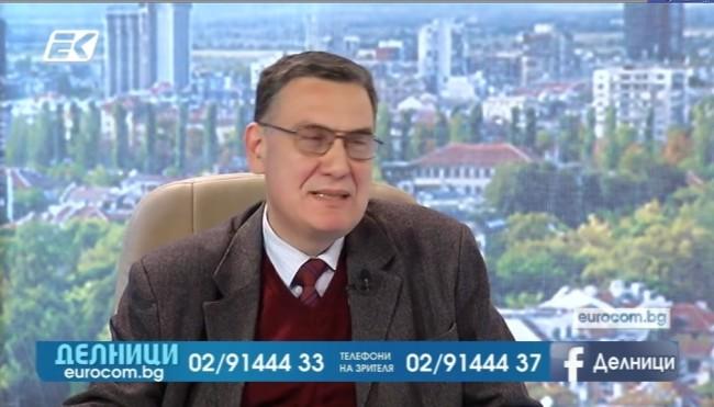 """Мирослав Попов в """"Делници"""""""