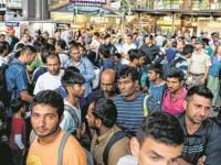 В Германия очакват насилие в бежанските лагери