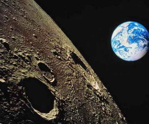 Русия и ЕС ще изследват южния полюс на Луната