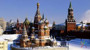 Обекти на световното наследство на ЮНЕСКО в Русия – Московският Кремъл и Червеният площад