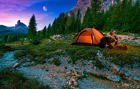 Къде ходят руските мъже на мачо-ваканция. Снимка: Shutterstock/Legion-Media.