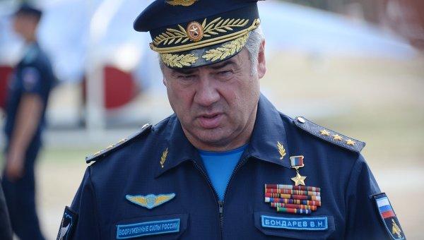 Главнокомандващият ВКС на РФ: Сваленият руски Су-24 не е преминавал въздушното пространство на Турция, турският самолет е навлязъл в територията на Сирия