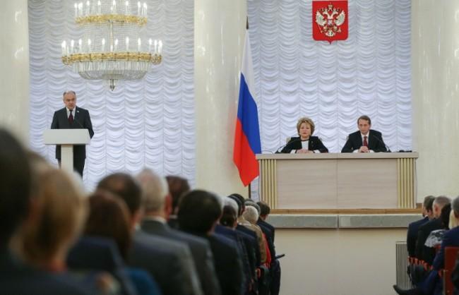 Държавната дума на РФ и Съветът на федерацията се обявиха за развитието на международното антитерористично сътрудничество