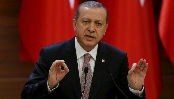 Ердоган: Турция няма да се извини за инцидента със Су-24