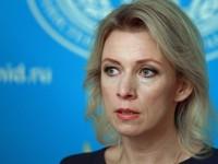 Захарова обясни на британския премиер как да свърже с Чуркин