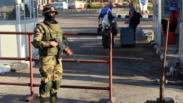 МВнР на Египет опроверга информацията за задържаните на летището Шарм ел-Шейх
