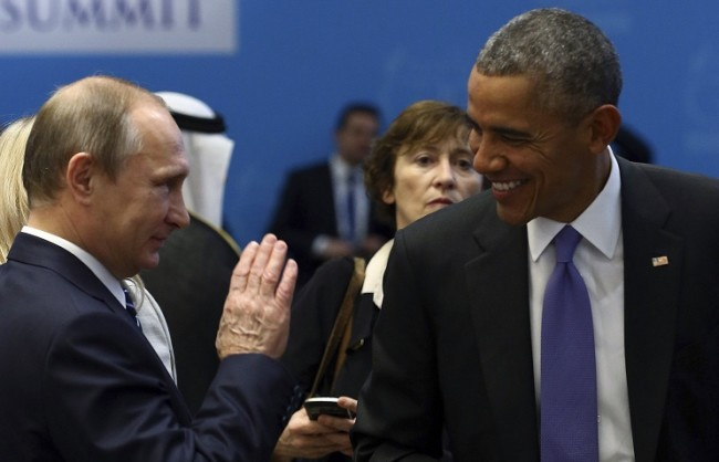 WSJ: На срещата на върха на Г-20 на Путин бе отредена централна роля, изолацията на РФ приключи