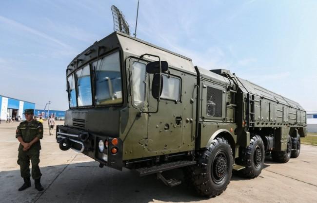 Отговорът на ОПК на Русия на ПРО на САЩ в Европа